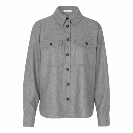 Levetè Room - Lr-gunilla 1 Shirt - Light Grey