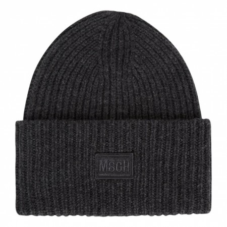 MSCH - Kara Badge Beanie - Sort