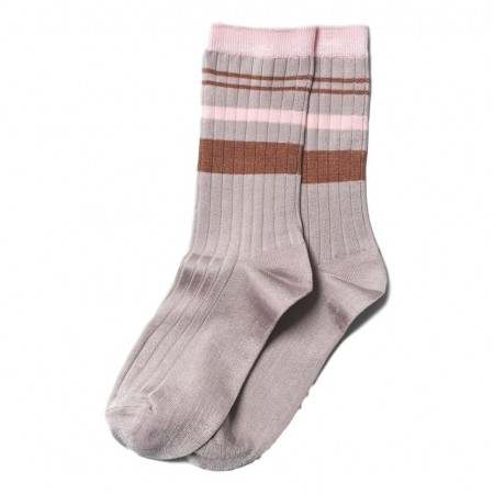 Becksöndergaard - Sporty Rainbird Sock - 364 Adobe Rose