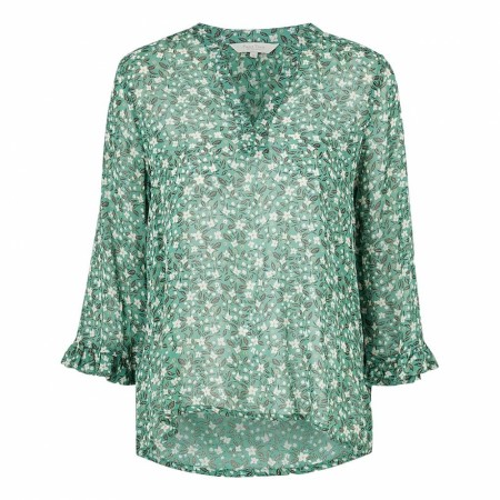 Part Two - Bitta Bl - Mini Flower Print Green