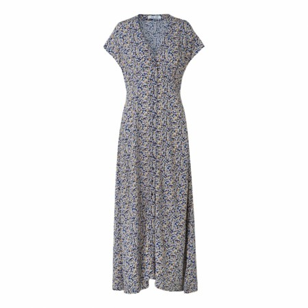 Samsøe Samsøe - Valerie Long Dress Aop 10867 - Verbena