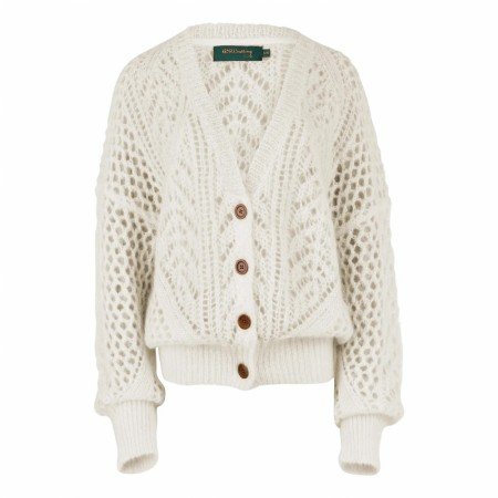 IIS Of Norway - Tonya Cardigan - Elfenben