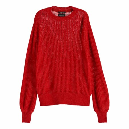 Maison Scotch - Crew Neck Pull - Red