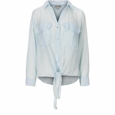 Close To My Heart - Whitney Blouse - Baby Blue
