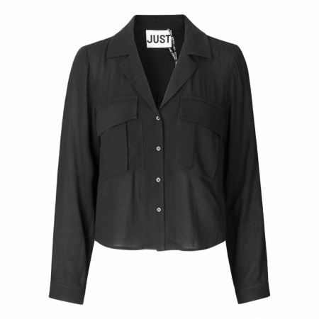 JUST - Leolia Shirt - Black