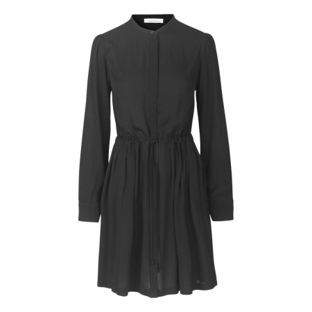 Samsøe & Samsøe - Monique Shirt Dress Aop 8083 - Black