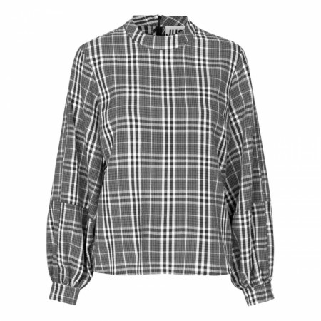 JUST - Tundra Blouse - Tundra Check