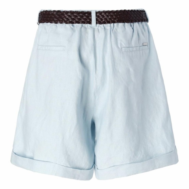Close To My Heart - Lacy Shorts - Baby Blue