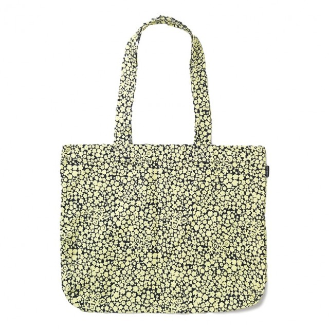 Samsøe & Samsøe - Canvas Shopper Aop 10833 - Yellow Buttercup