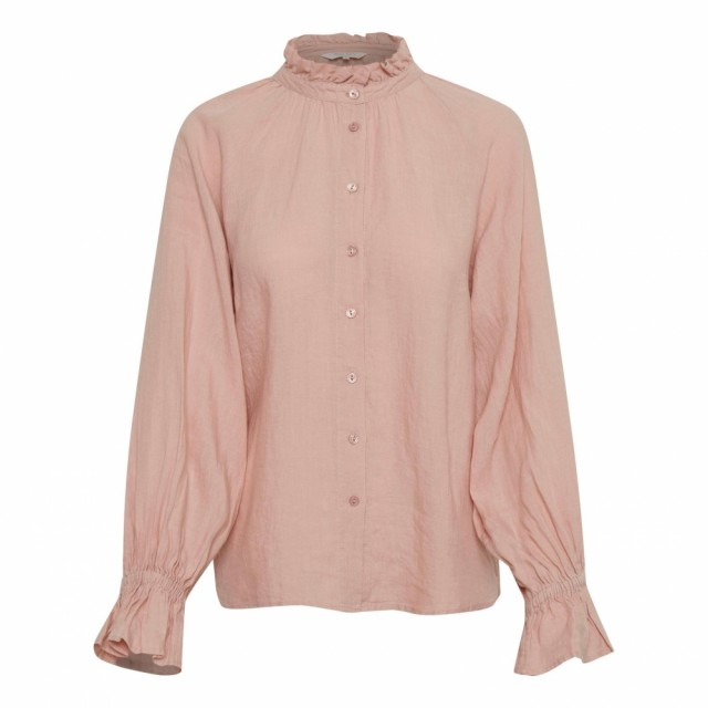 Part Two - Henrike Shirt - Misty Rose