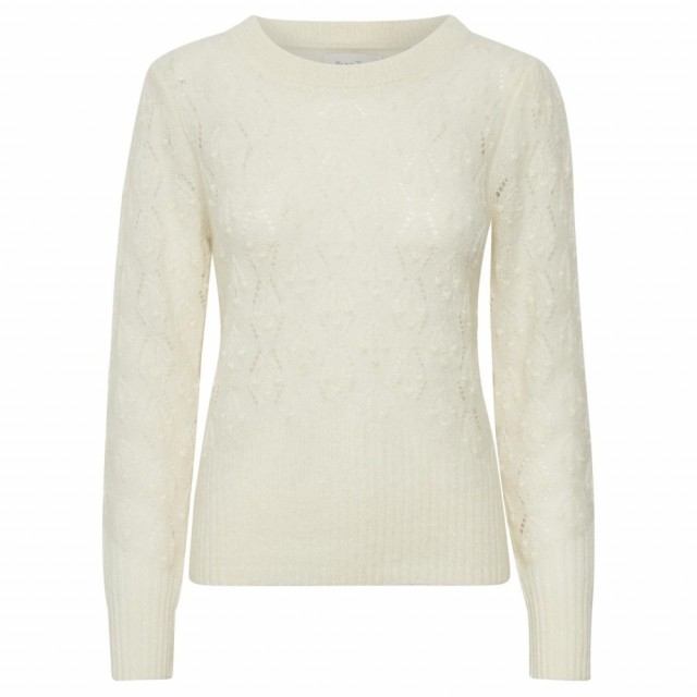 Part Two - Oliza Pullover - Eggnog