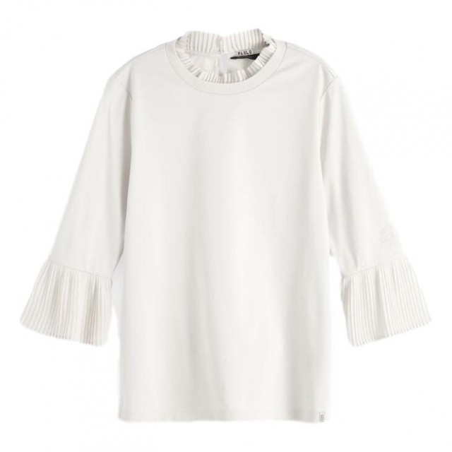 Maison Scotch - Andy And Pablo Long Sleeve - Off-White