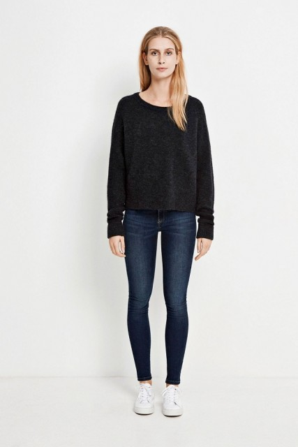 Samsøe & Samsøe - Nor O-n Short 7355 - Black