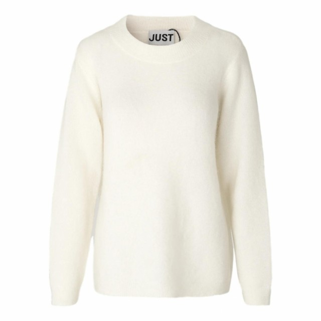 JUST -  Code Knit - Papyrus
