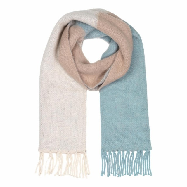 JUST - Felix Scarf - Blue Combo