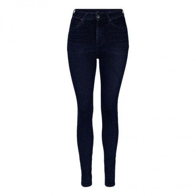 Lee Jeans - Ivy - Super Skinny High Waist - Dark Denim