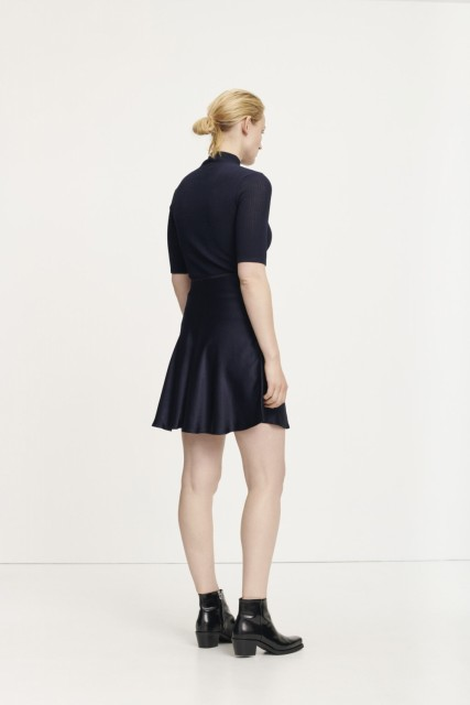 Samsøe Samsøe - Alsop Short Skirt 10447 - Night Sky