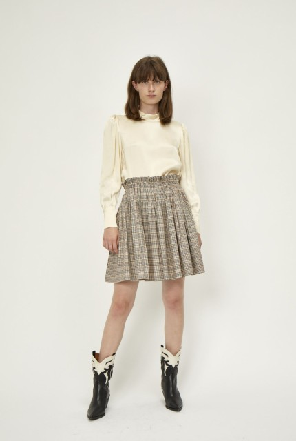 Just - Tessa Skirt - Check