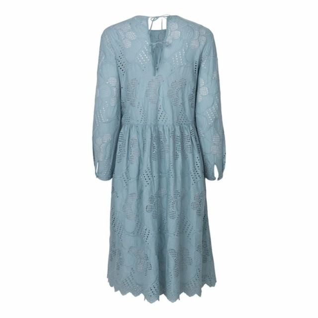 Samsøe Samsøe - Junia Ls Dress - Tourmaline