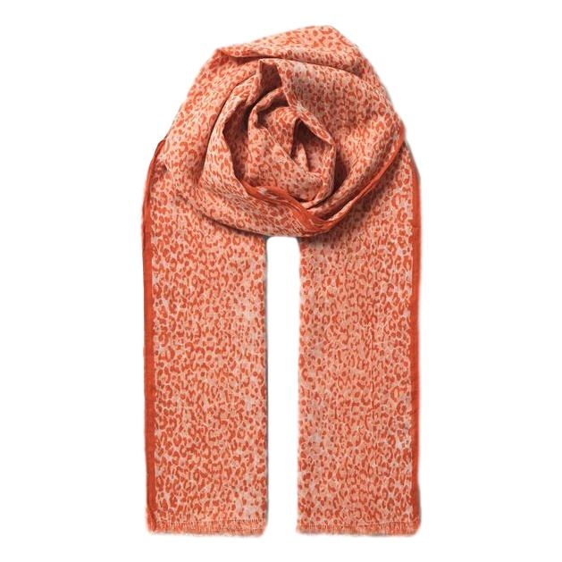 Becksöndergaard - Waterlo Corga Scarf - Tropical Peach