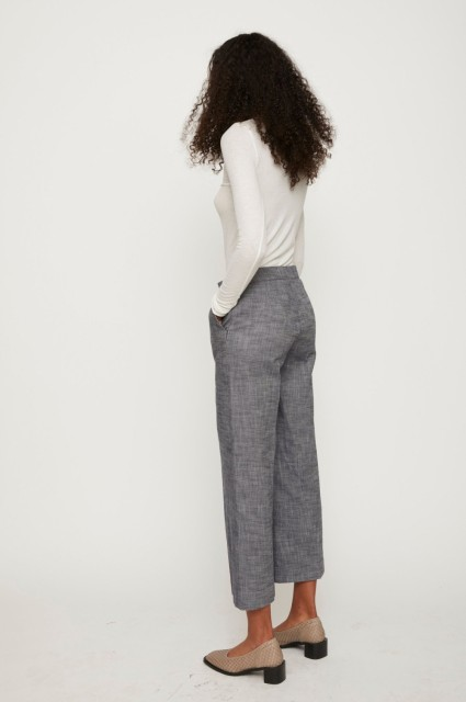 JUST - Orlando Trousers - Denim Blue