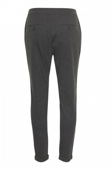 Part Two - Mighty 110 Pants - Dark Grey Meange