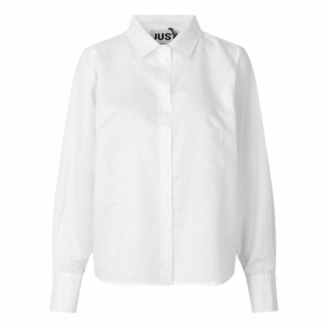 JUST - Collin Shirt - White