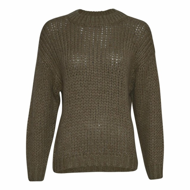 MSCH - Dalvine Pullover - Grape Leaf