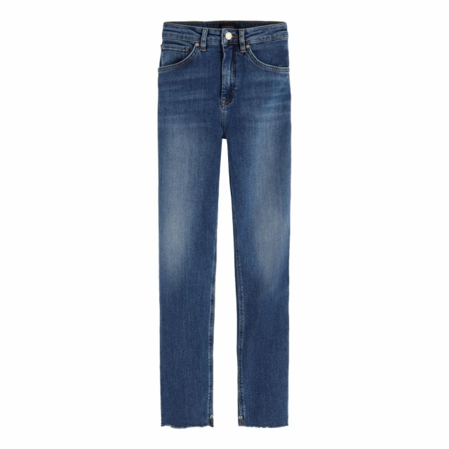 Maison Scotch - Haut Cropped - Blue Treasure