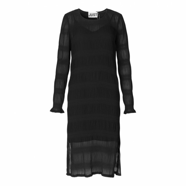 JUST - Kifi Dress - Sort