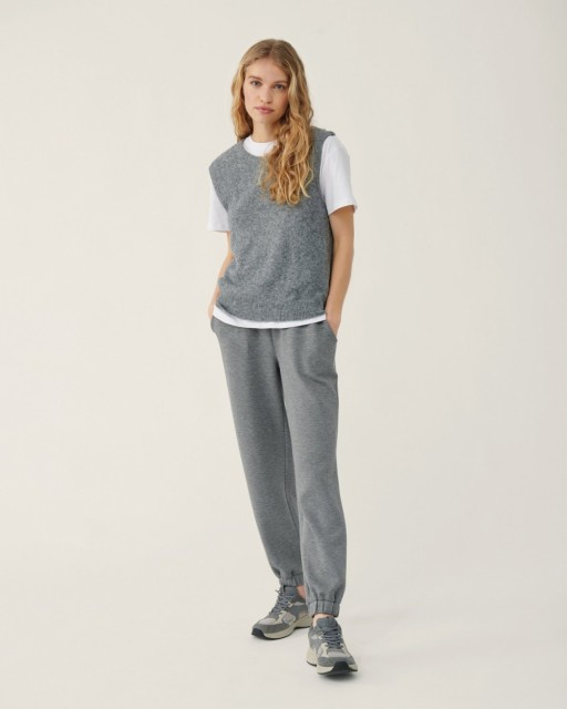 MSCH - Sweatpants - Grey Mel.