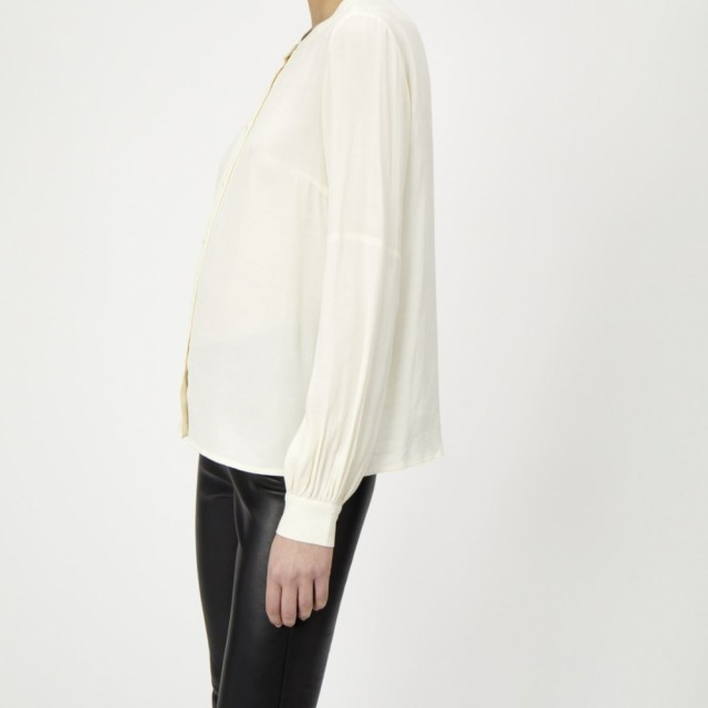 Just Female - Nenna Shirt - Antique White